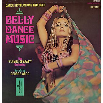 George Abbe - Belly Dance Music [CD] USA import