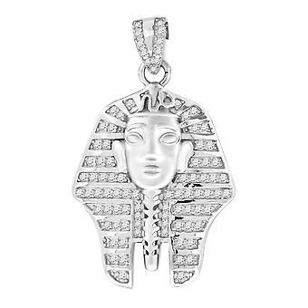 قسط بلينغ-925 فضة فرعون مقطورة