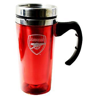 Arsenal FC Resmi Alüminyum Futbol Seyahat Kupası