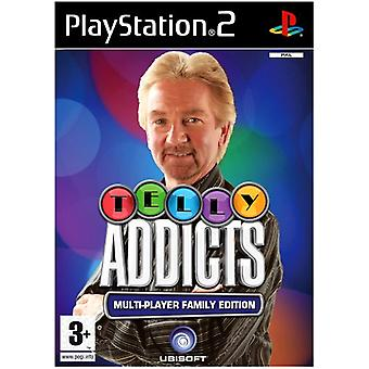 Telly Addicts (PS2) - As New