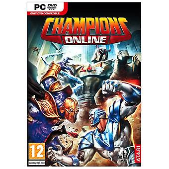 Champions Online (PC) - New