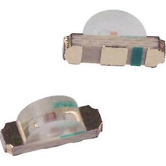 Broadcom HSMG-C110 SMD LED SMD 2 verde 15 mcd 130 ° 20 mA 2.2 V