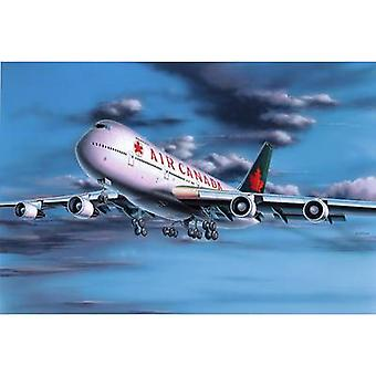 Revell 04210 Boeing 747 - 200 Air Canada Aircraft assembly kit 1:390