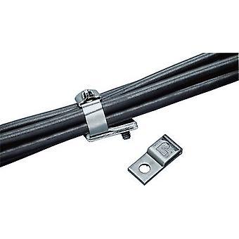 Panduit MTM1H25-C MTM1H25-C kabel montera skruv fixering metall 1 dator