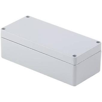 Weidmüller KLIPPON K31 RAL7001 Universalgehäuse 175 x 80 x 57 Aluminium pulverbeschichtet Silbergrau 1 Stk.