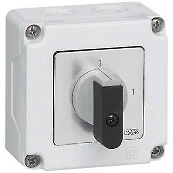 BACO NB03AHQ Isolator switch 16 A 1 x 90 ° Grey, Black 1 pc(s)