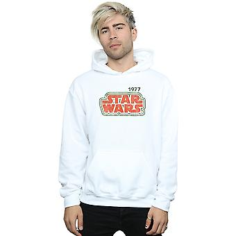 Star Wars Men's Retro Outline Hoodie