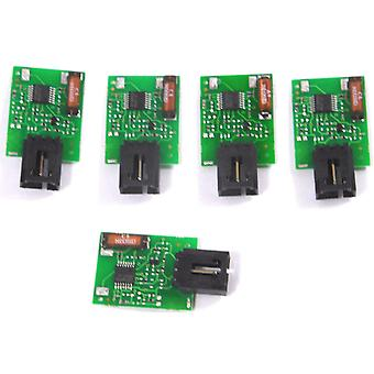 Polar 94032398 RE07S Wireless Receiver Module Ilni Nc Molex Lot of 5