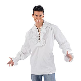 Don Diego pirate shirt Mr costume musketeer shirt shirt costume men's ruffle shirt