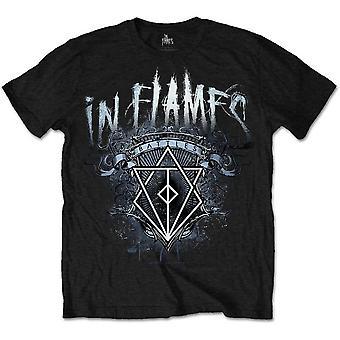 In Flames Battles Crest T-Shirt