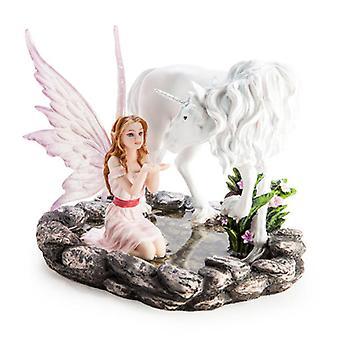 Fairy w / Unicorn