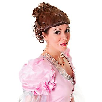 Victorian Lady. Peruka brąz