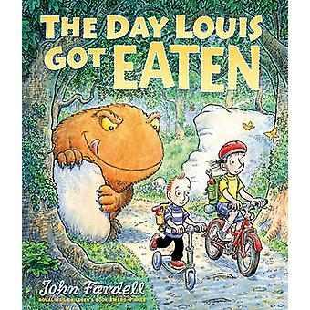لويس يوم حصلت تؤكل من قبل جون فارديل-كتاب 9781849393874