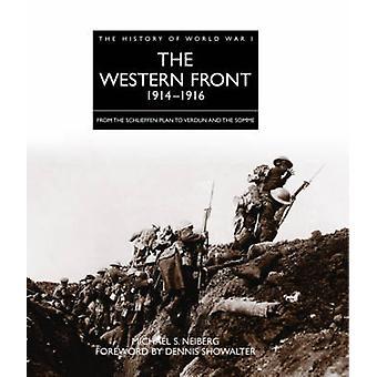 الجبهة الغربية 1914-1916-من [سكهليفن] خطة إلى فردان و