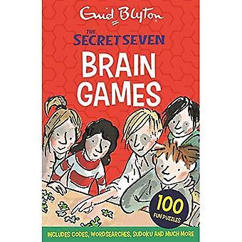 Sept secrets: Secret sept Brain Games: 100 amusantes énigmes pour contester vous (sept Secret)