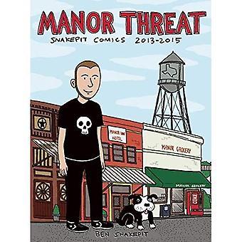Manor bedreiging: Snakepit Comics 2013-2015