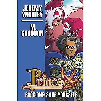 Princeless bok 1: Deluxe Edition Hardcover