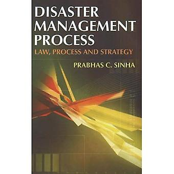 Disaster Management Process: Law, Process and Strategy