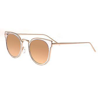 Bertha Harper polarizado gafas de sol - oro rosa oro/rosa