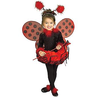 Fabulous Lady Bug Child Costume