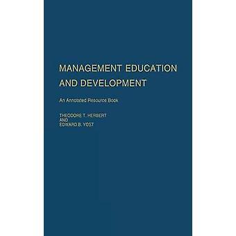 管理教育と開発ハーバート ・ セオドア ・ t. によって指定されたリソース予約