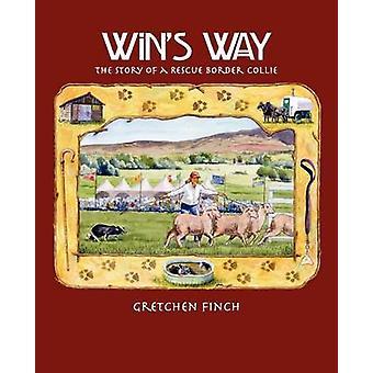 Wint manier het verhaal van een redding Border Collie door Finch & Gretchen