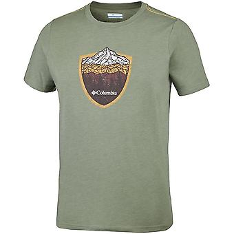 Columbia Hillvalley Forest EO0029316 universale estate uomini t-shirt