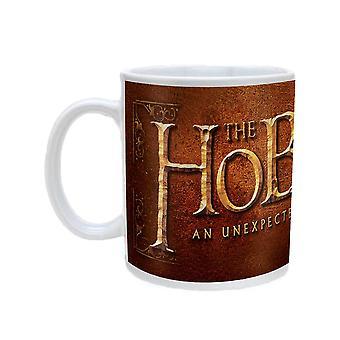 The Hobbit Ornate Logo Mug