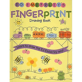 Ed Emberley's Fingerprint Drawing Book by Ed Emberley - 9780756958930