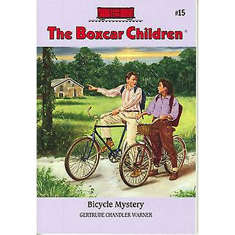 Bicycle Mystery by Gertrude Chandler Warner - David Cunningham - 9780