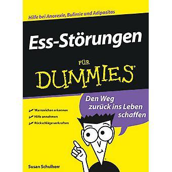 Ess-storungen Fur Dummies by Susan Schulherr - Hartmut Strahl - 97835