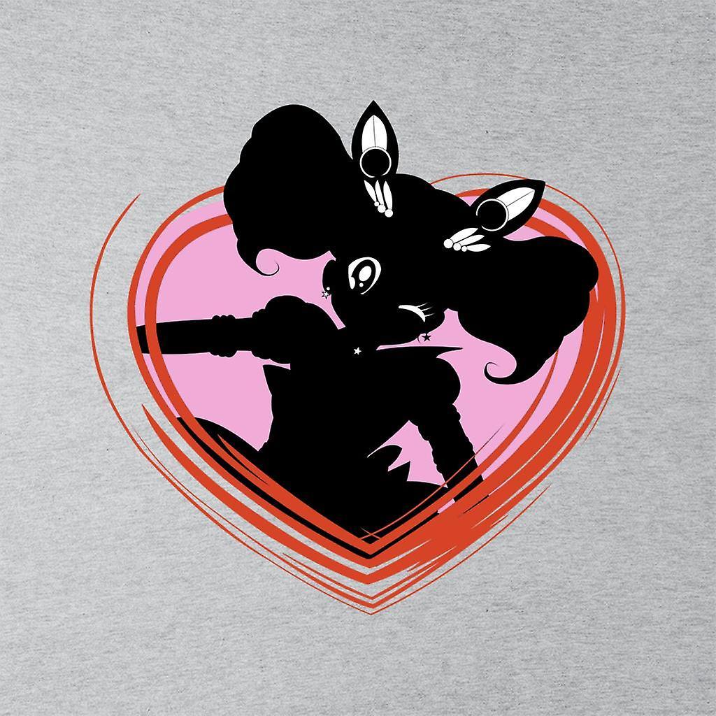 Sailor Moon Chibi Heart Chaqueta Varsity para Hombres