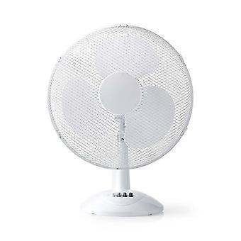 Table fan 40 cm-White