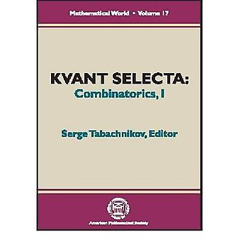 Kvant Selecta : Combinatorics