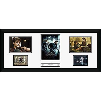 Harry Potter 7 del 1 Storyboard indrammet Collector Print 75x30cm