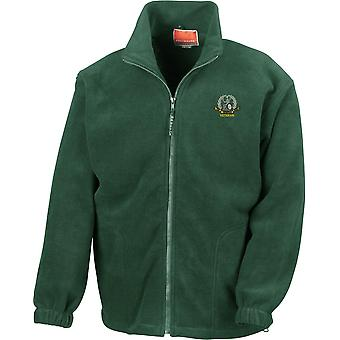 Royal Norfolk Regiment Veteran - Licensed British Army Embroidered Heavyweight Fleece Jacket