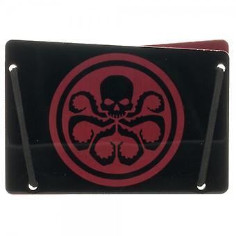 Portafoglio carte - Marvel - Hydra nuovi giocattoli concessi in licenza mw3hfimac