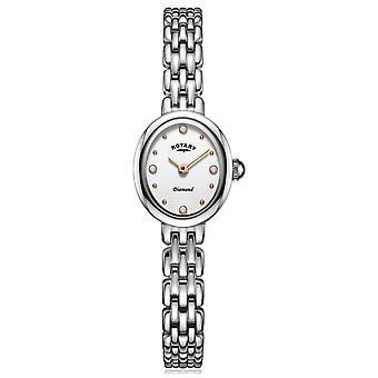 Rotary | Ladies Stainless Steel Bracelet | LB05150/02/D Watch