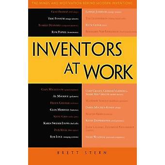 المخترعين في العمل-بالعقول والدافع وراء الاختراعات الحديثة