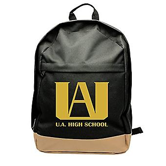 ABYstyle- My Hero Academia Backpack-U.A. Emblem for Adults - ABYBAG270