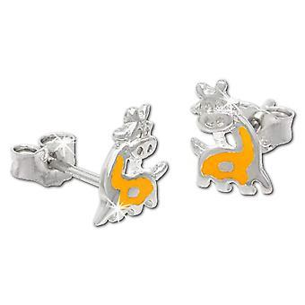 Teenie Weenie - Earrings - Silver Sterling 925 - Unisex - Baby