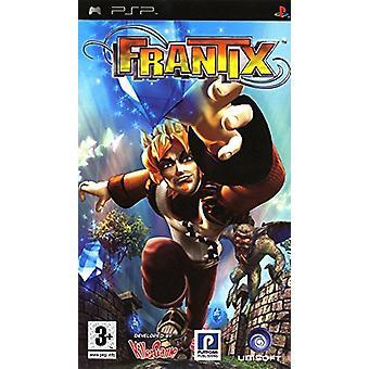 Frantix (PSP)-nieuw