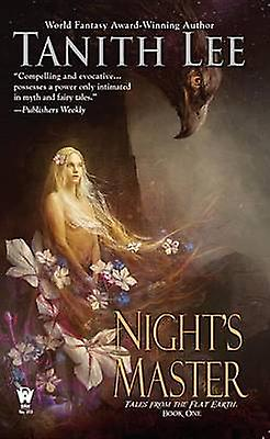 Night's Master by Tanith Lee - 9780756410957 Book