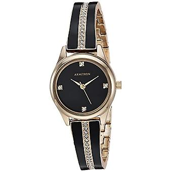 Horloge Armitron Donna Ref. 75/5208BKGPBK