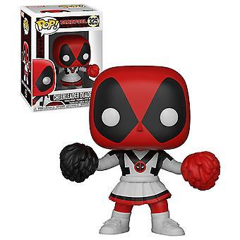 Deadpool cheerleader Deadpool pop! Vinil