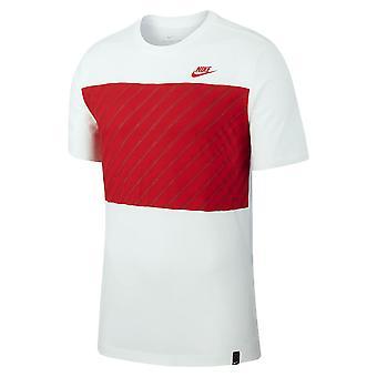 Camiseta de viaje 2019-2020 PSG Nike (blanco)