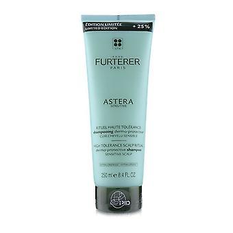 Rene Furterer Astera Sensitive High Tolerance Scalp Ritual Dermo-Protective Shampoo - Sensitive Scalp (Limited Edition + 25%) 250ml/8.4oz