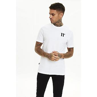 11 Degrees Core T-shirt White
