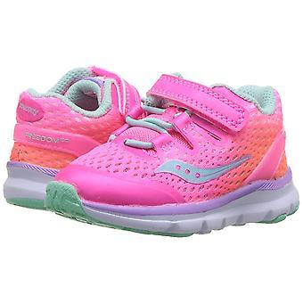 Saucony Kids' Mädchen Baby Freedom Iso Sneaker