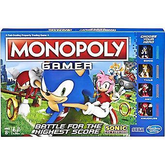 Monopoly, Sonic Gamer